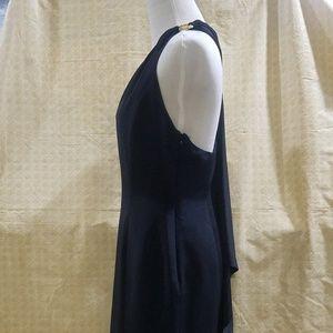 Niteline Dresses - Niteline Della Roufogali Dress w/Gold Ring Accents